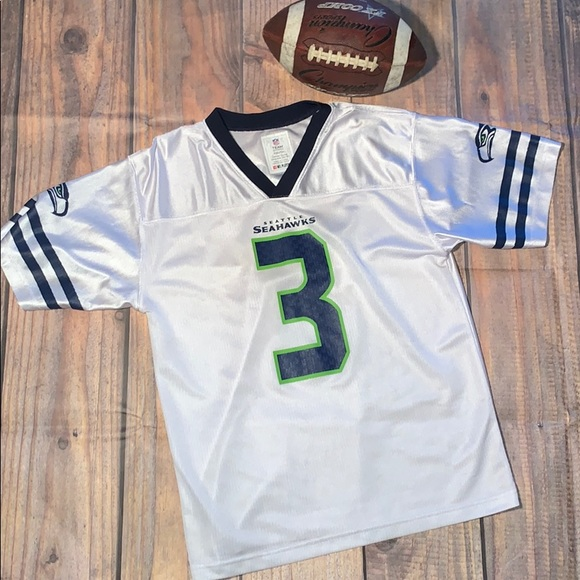 new concept 8acf7 3704d Seattle SeaHawks boys Jersey